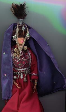 Photograph Of Ouled Nail Doll